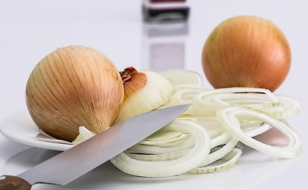 onion juice to increase breast size