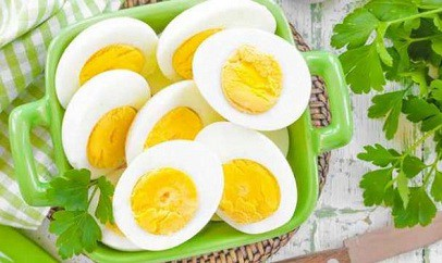 eggs for breast growth